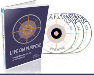 SOLD OUT <del>Life On Purpose 3 CD Set</del> (CDLOP-1608.1.3)