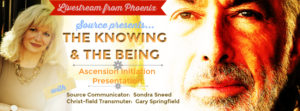 2.11-12 | LIVESTREAM | PHOENIX | What is Ascension? | The Knowing and The Being
