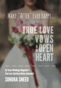 """Make """"After"""" Ever Happy; True Love Vows an Open Heart"""