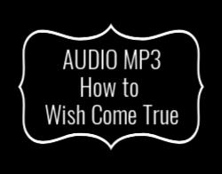 Wish Come True Workshop Audio-Mp3